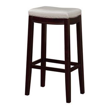 Linon Allure Bar Stool Bar Stools Stool Linon