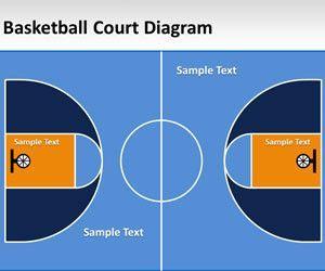 Free Basketball PowerPoint Templates   Free PPT U0026 PowerPoint Backgrounds    SlideHunter.com