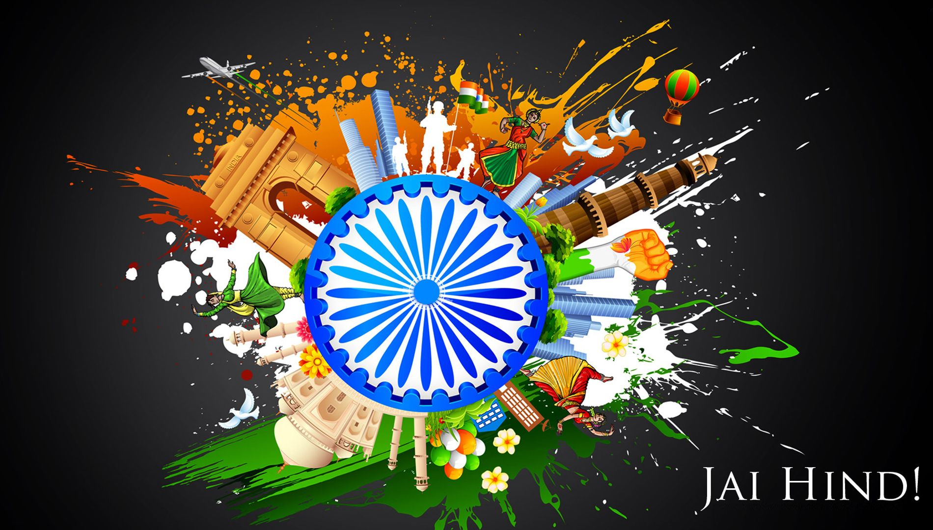 Independence Day Hd Wallpaper Download 3 2015 Indian Independence