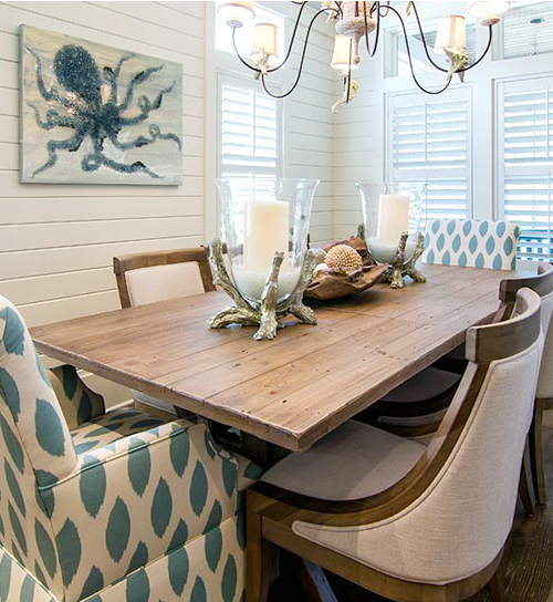 A Coastal Eclectic Beach Home in Watersound, FL. Featured on ...
