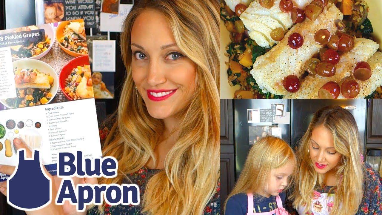 Blue apron meal plans - Meal Planning With Blue Apron For Busy Moms First 50 Viewers Will Get Two Meals Off Their Blue Apron Order Free Click Here Check Ou
