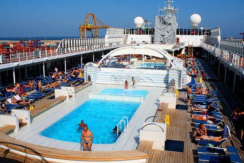 MSC Sinfonia Pool Deck Cruises Msc Cruises And Buckets