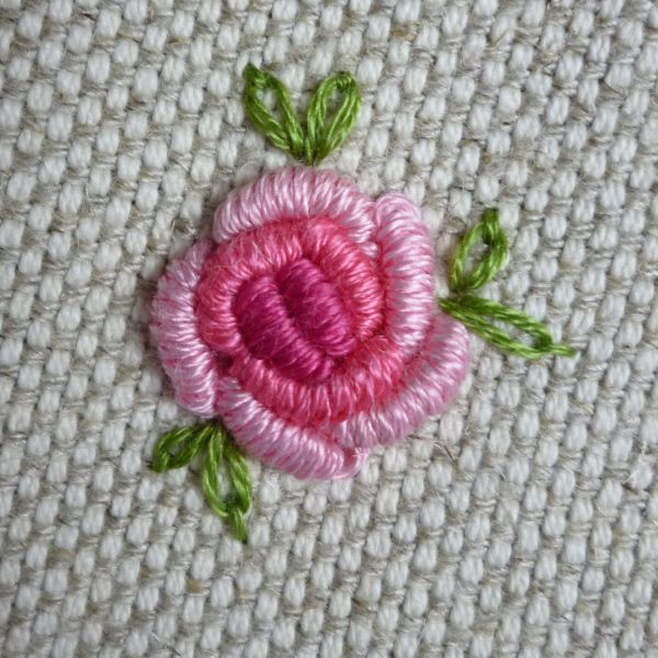 Bullion Rose | Embroidery | Pinterest | Hand Embroidery Workshop And Hands