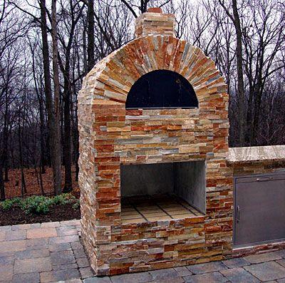 Outdoor Brick Oven | Brick Ovens Gallery | OUTDOOR Brick Ovens ...