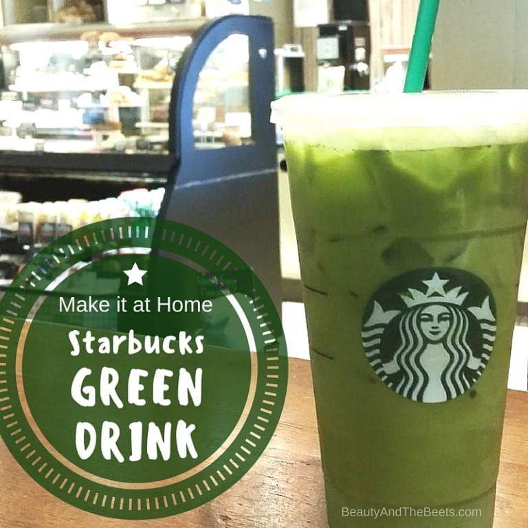 Starbucks green drink copycat recipe recipe green