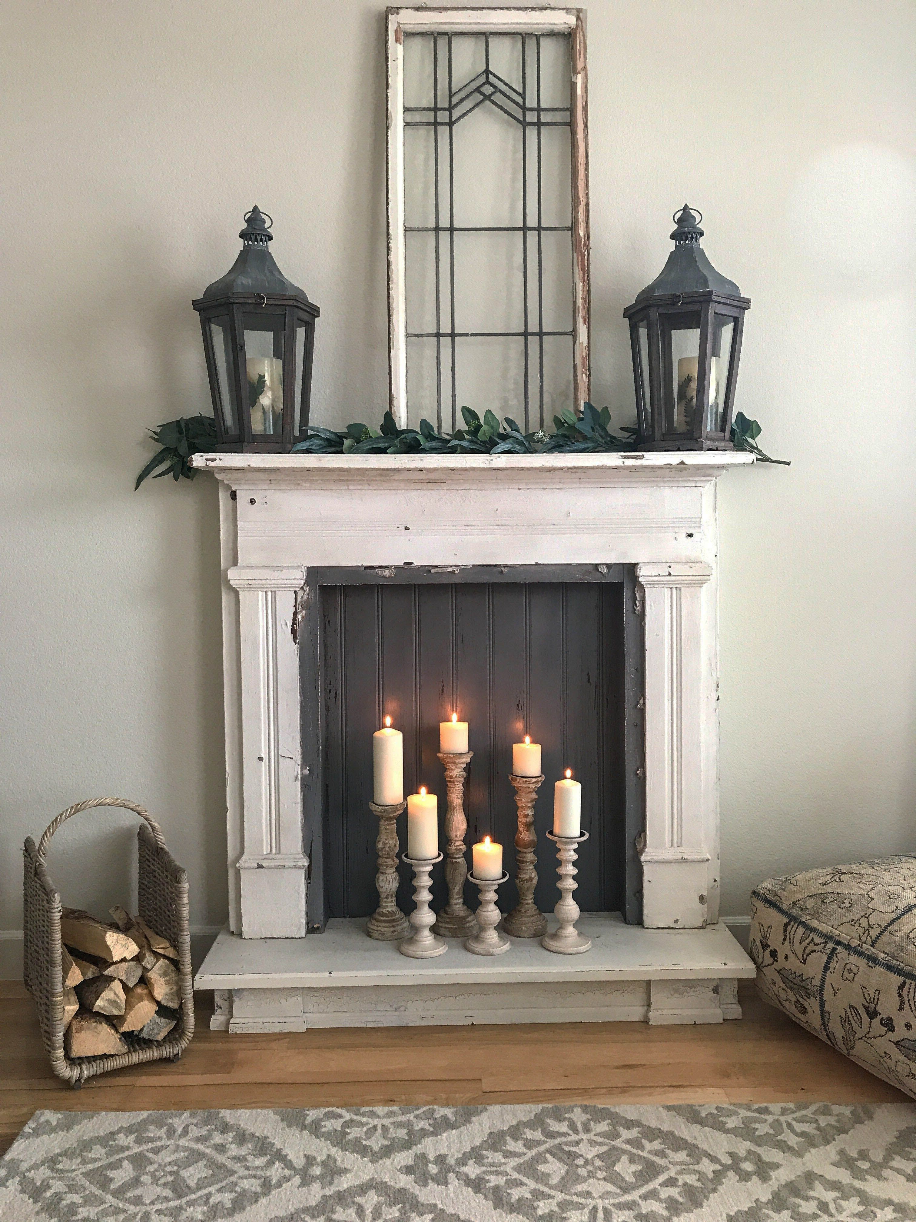 30 Fire Place Mantel Suggestions For A Flawlessly Country Living Area Zeltahome Com Vintage Fireplace Home Fireplace Home