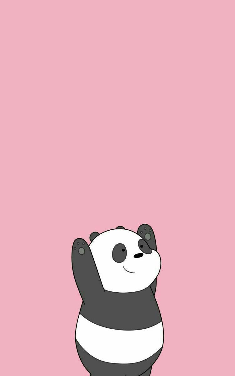Wallpaper Panda Wallpaper Gambar Kartun Lucu Dan Imut Download Kumpulan Gambar