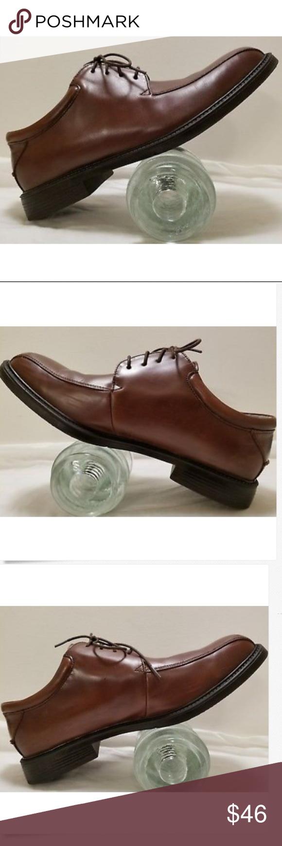 Nunn bush oxford shoes marcell size medium oxfords brown