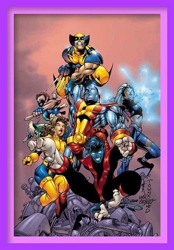 X Men Comics Comic Art Community Marvel Comics Art