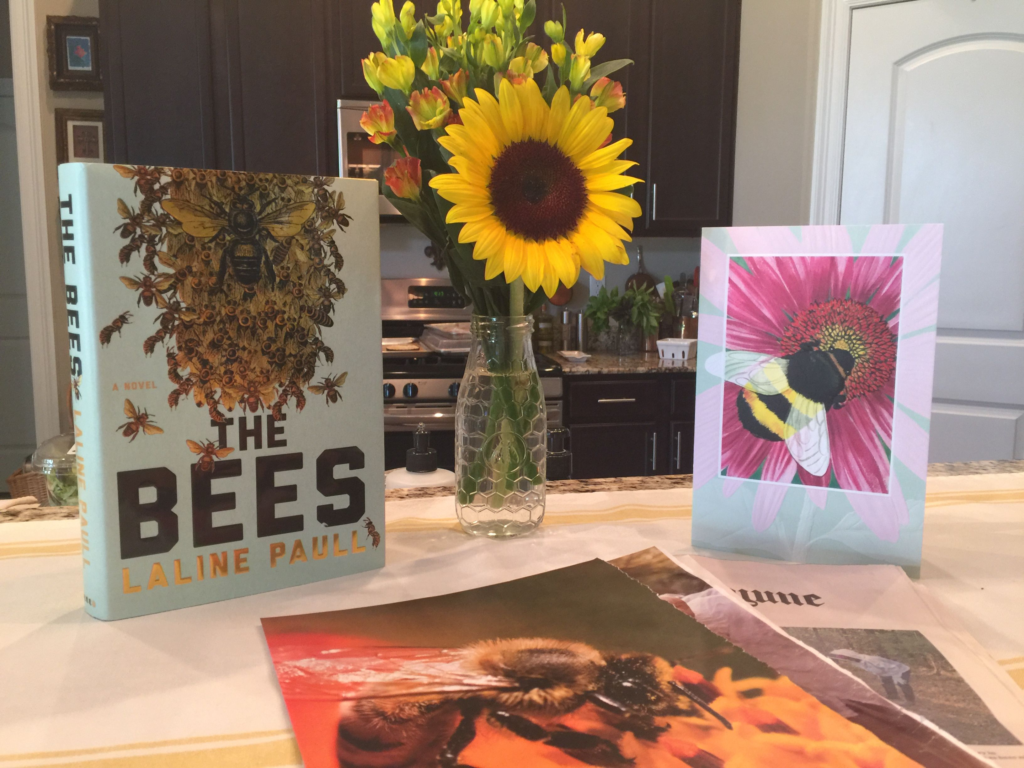 The Bees By Laline Paull Book Club Meeting Book Club Books Bee