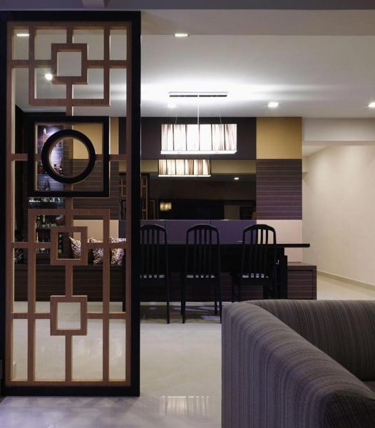 Home Design Ideas For Hdb Flats: Interior Design For Singapore HDB, 5 Room Flat. Creative