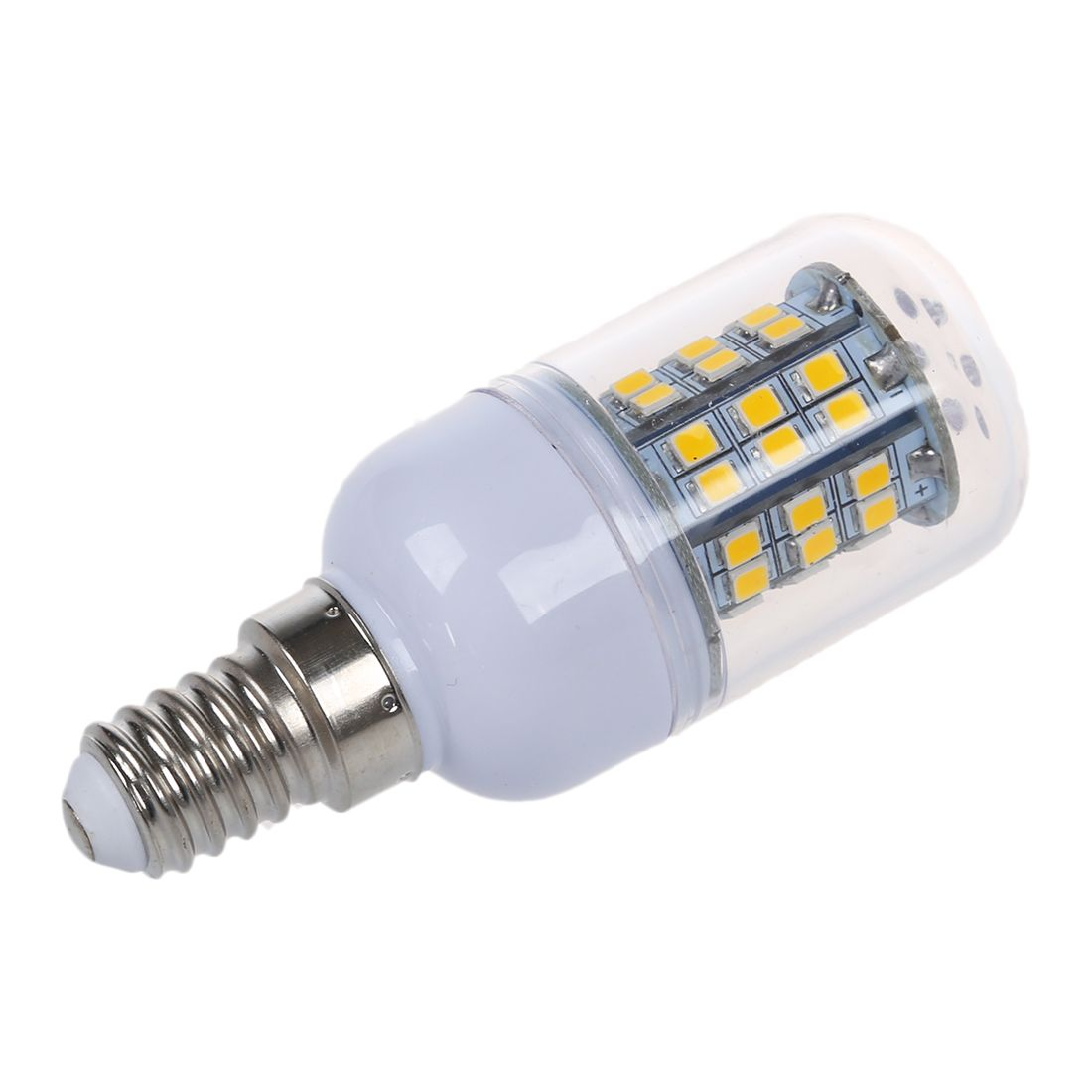 Spot Lamp E14 48 Smd Warm White Led 3 Watt 2800k Led Lights Led White Lead