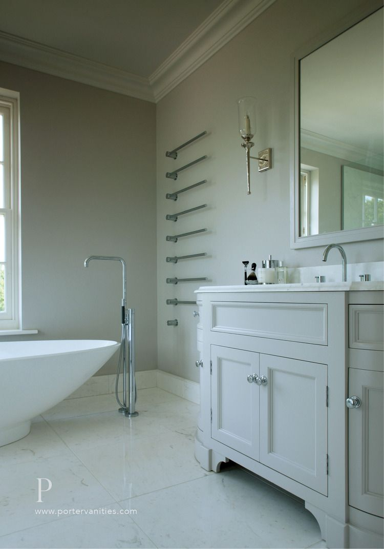 Porter Vanities Blog — PORTER HANDMADE VANITIES | bathroom things ...