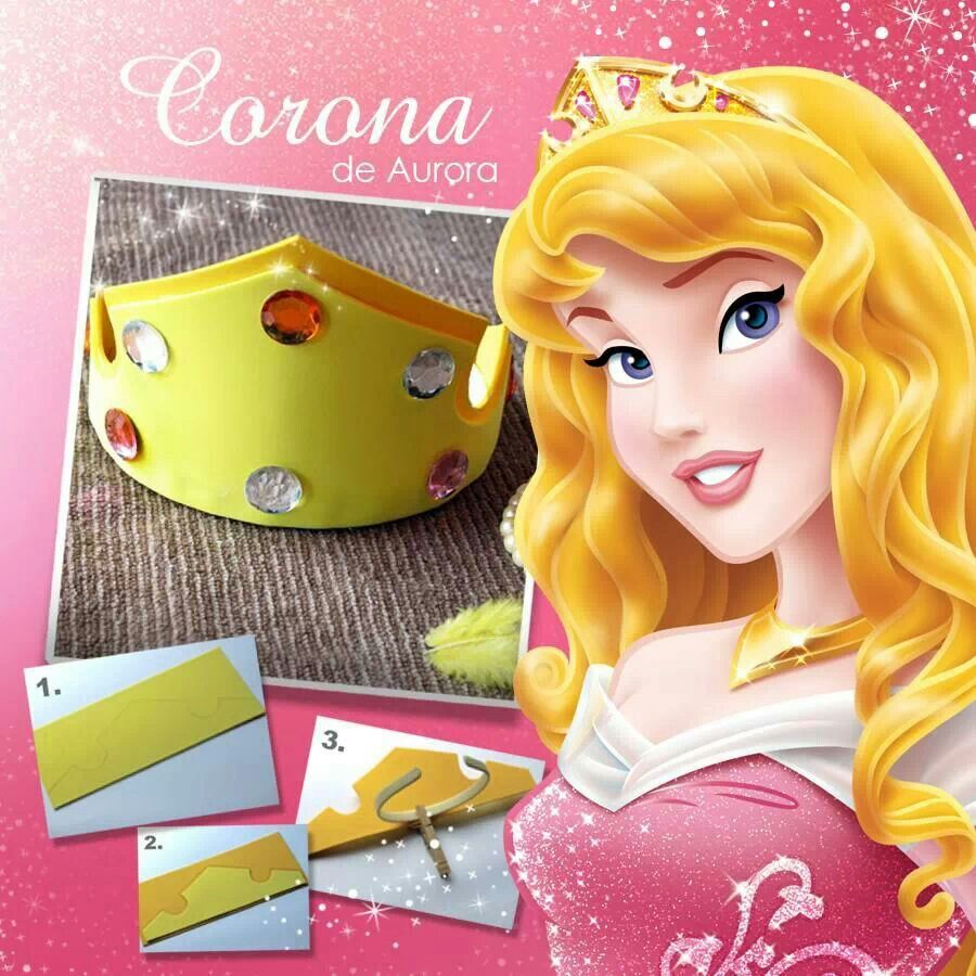 Corona princesa aurora