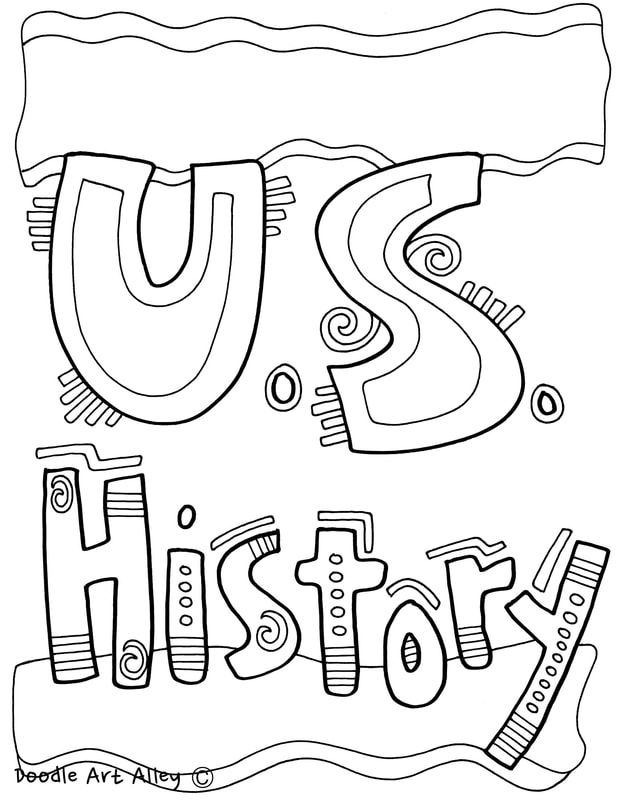 art history coloring book pages - photo#41