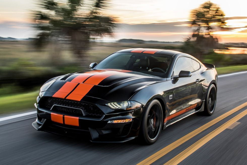 2019 Ford Mustang Shelby Gt S Is A Rental Car We Can Dig Ford