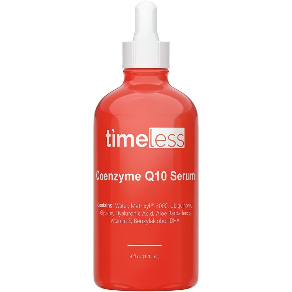 Coenzyme Q10 Serum In 2020 Timeless Skin Care Coenzyme Coenzyme Q10
