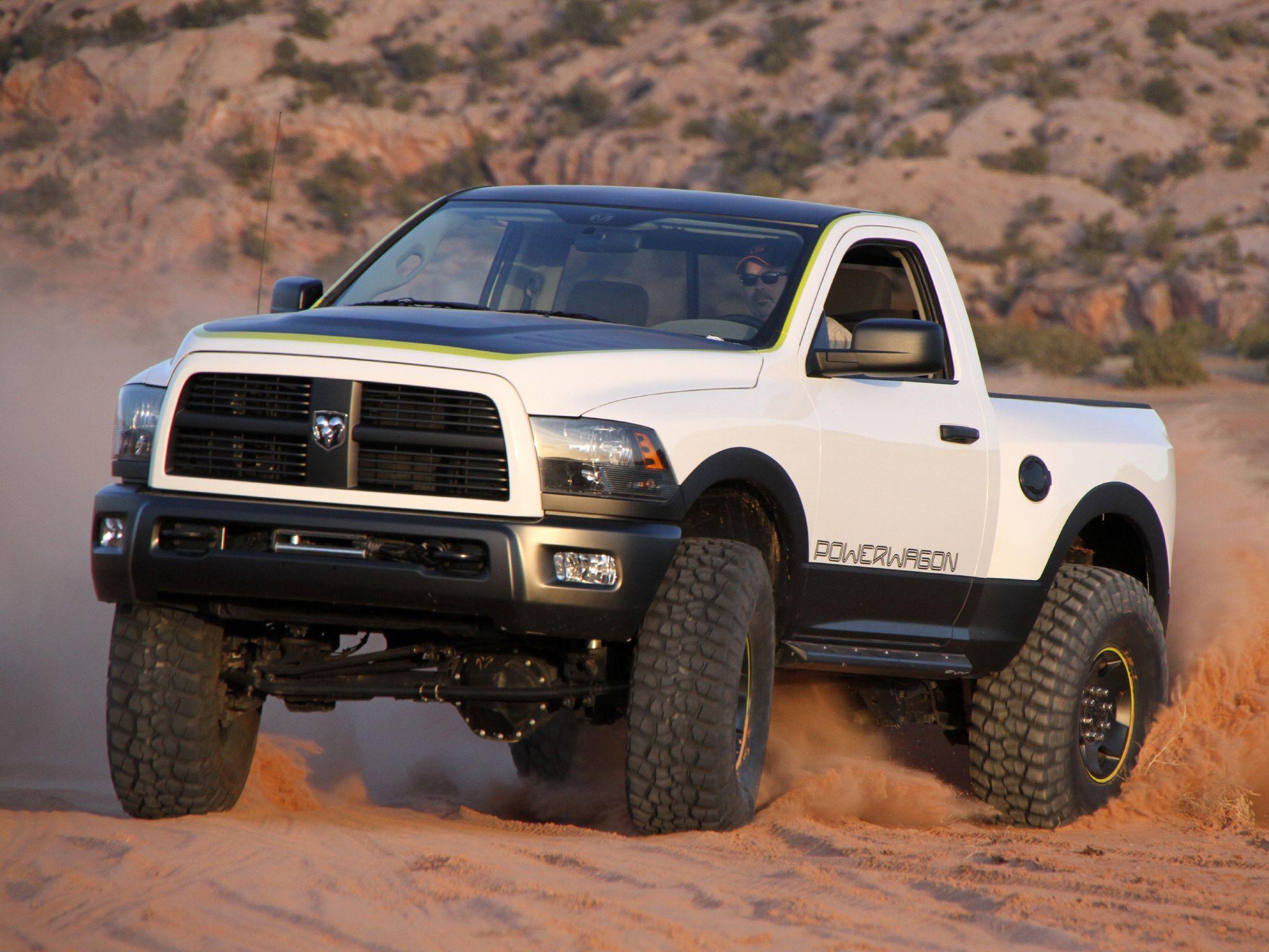 Dodge ram power wagon mopar