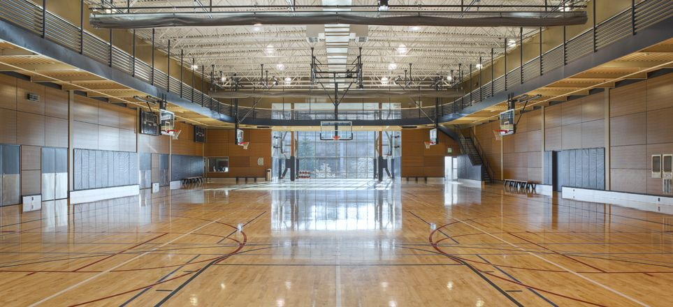 Bellevue Club Basketball Courts Basketball rules