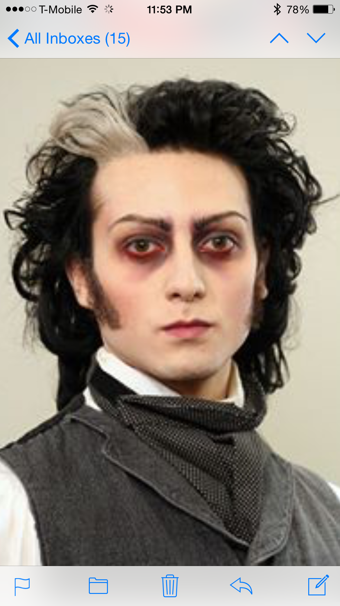 Pin by Gwen Trussler on Theater makeup Character makeup