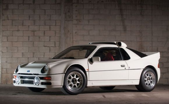 Rare In The Usa 1986 Ford Rs200 Evo Rally Car Classic Cars