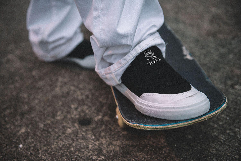 Matchcourt Slip Sneaker