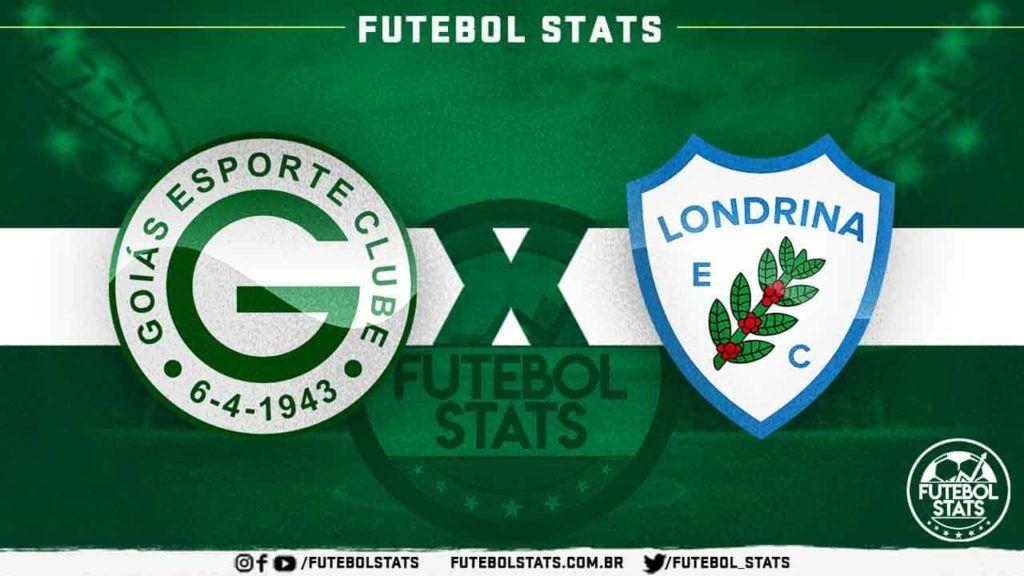 Goiás x Londrina AO VIVO tempo real onde assistir  507073ef31bb9