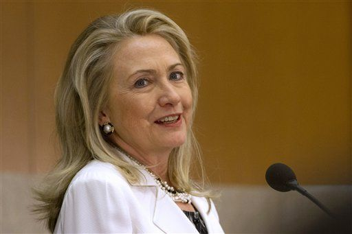 """Women are the largest untapped reservoir of talent in the world."" -Hillary Clinton"