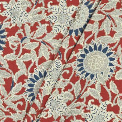Ralph Lauren Cote D Azur Fl Poppy Fabric Have A Rl Queen Sheet This Pattern