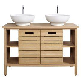meuble salle de bain castorama tinn