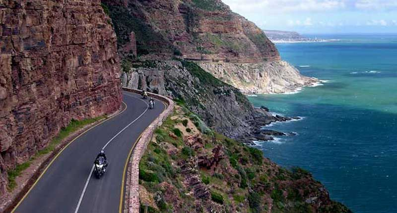 Image result for cape town chapman's peak