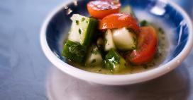 Cucumber Salad No Mayonnaise Recipes | Foodily