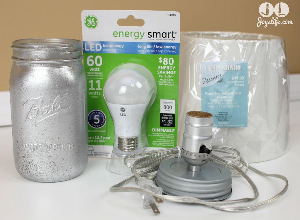 jar lamps diy - Google Search | jar projects | Pinterest | Jar ...