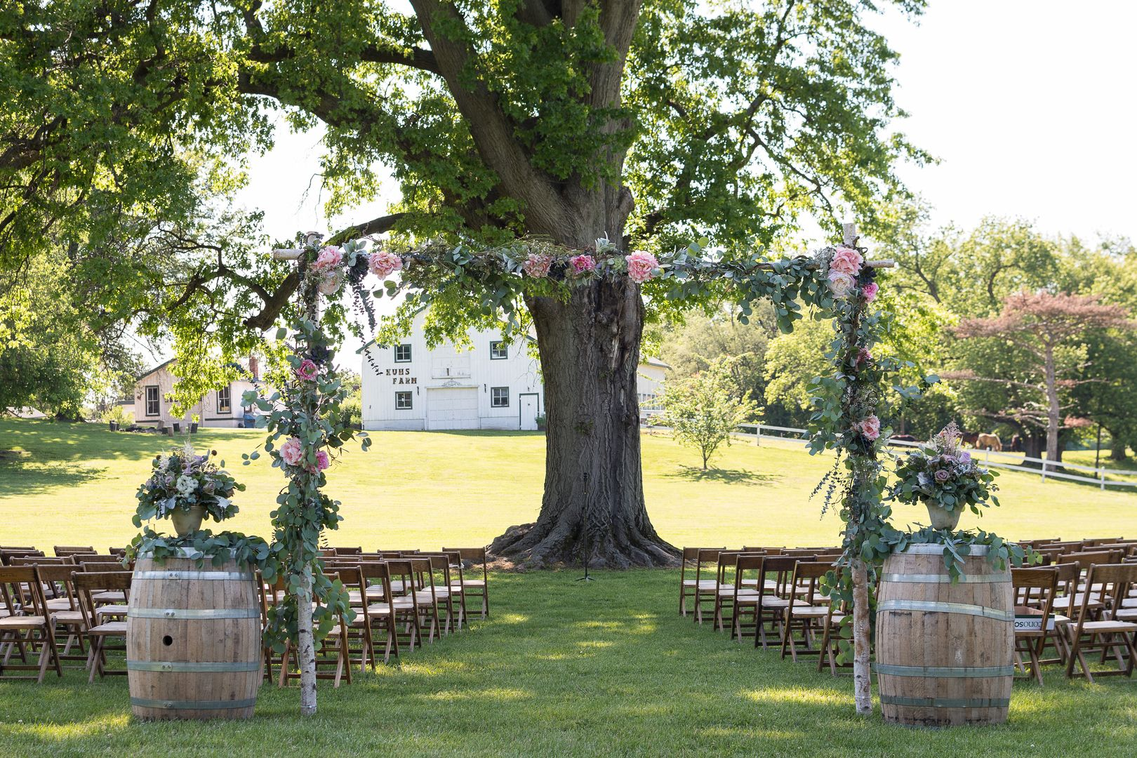 Private Event E Weddings And Receptions Kuhs Estate Farm St Louis