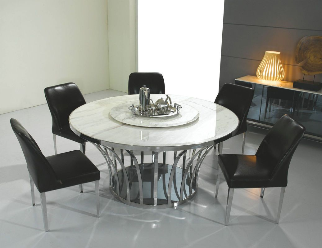 images about marble dining table on pinterest zinc table marble dining tables and venice: round white marble dining table