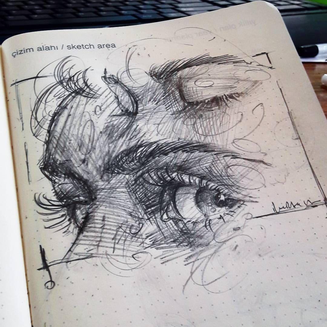 "Sketchbook  Burak Geçgil on Instagram: ""#eyesdrawing#charcoal#illustration#portre#dessin#pen#artsy#study#portrait#painting#sketch#sketchbook#draw#drawing#karakalem#imagination#cizim#karakalemportre#sanat#art#instaart#instagood#instaartist#artoftheday#чертеж#эскиз#Kunst#disegno#eskiz#instalike…"""