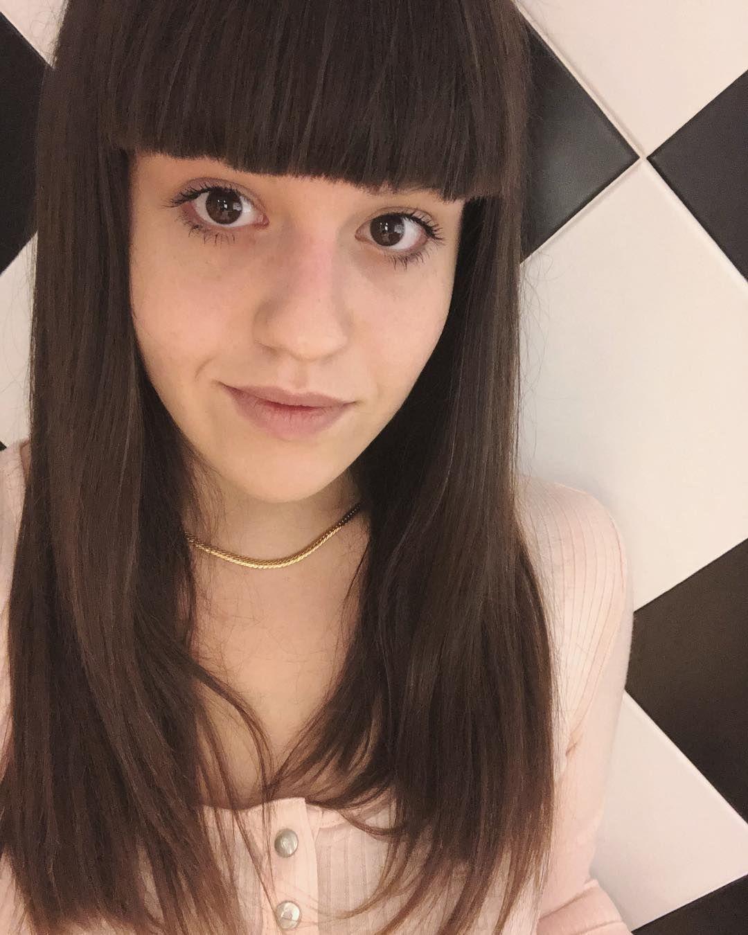 "Gaia on Instagram: ""🐼🖤 #pandagirl #girl #sexy #paleskin #brunette #smartgirl #italiansdoitbetter #nerdgirl #italiangirl #inkedgirls #occhioni #cerbiatta…"""
