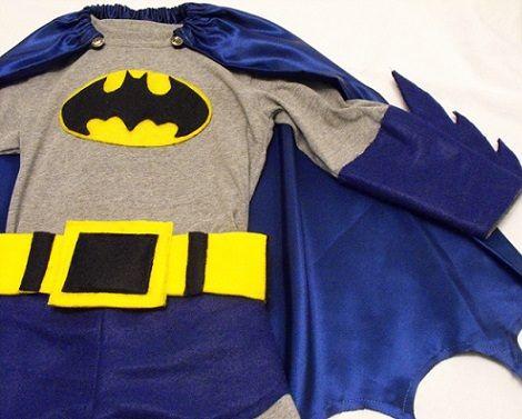 Hacer Un Disfraz Casero De Batman Fiorellas Costumes In 2018 - Como-hacer-un-disfraz-casero