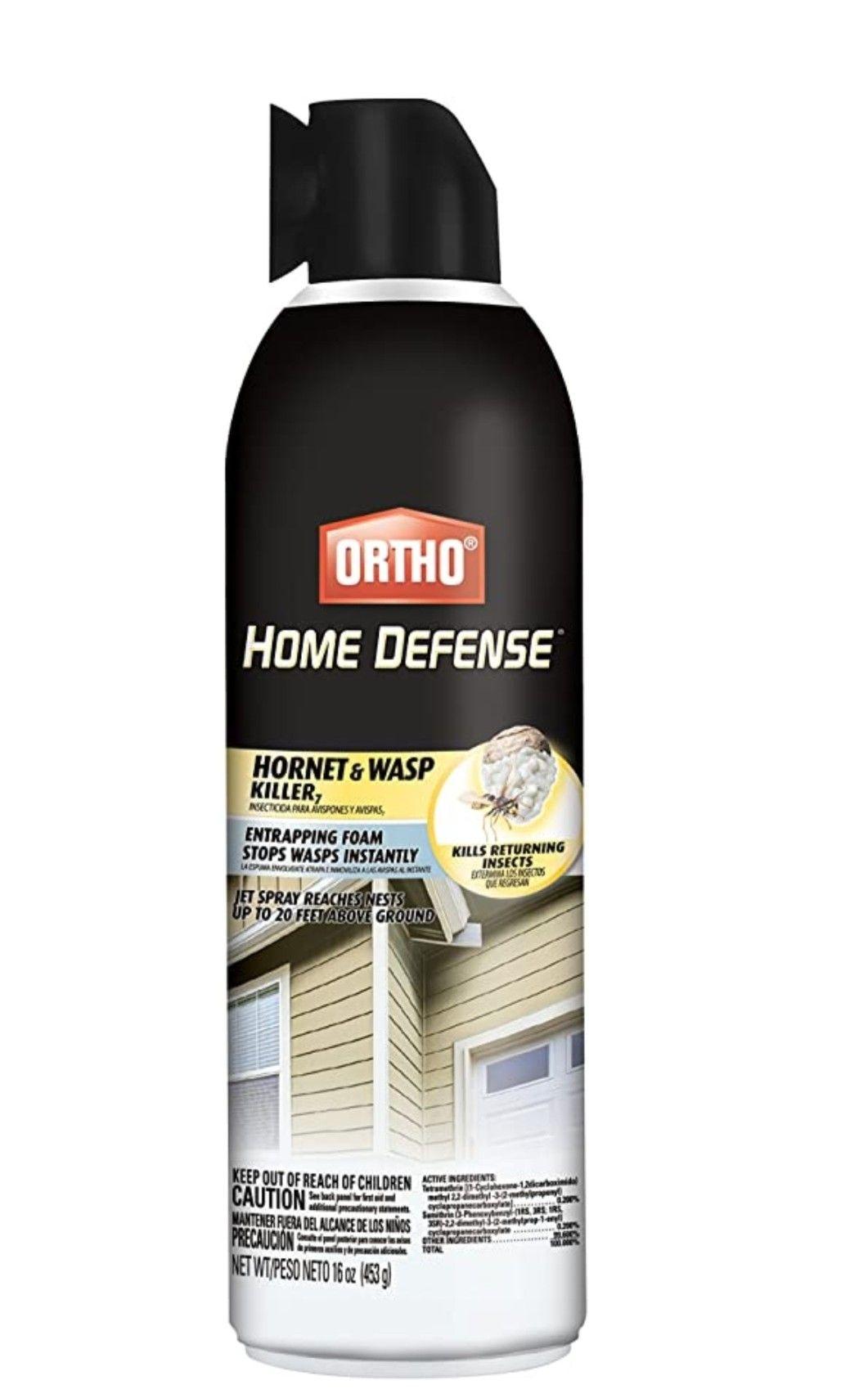 Ortho Home Defense & Wasp Killer7, 16 Oz in 2020