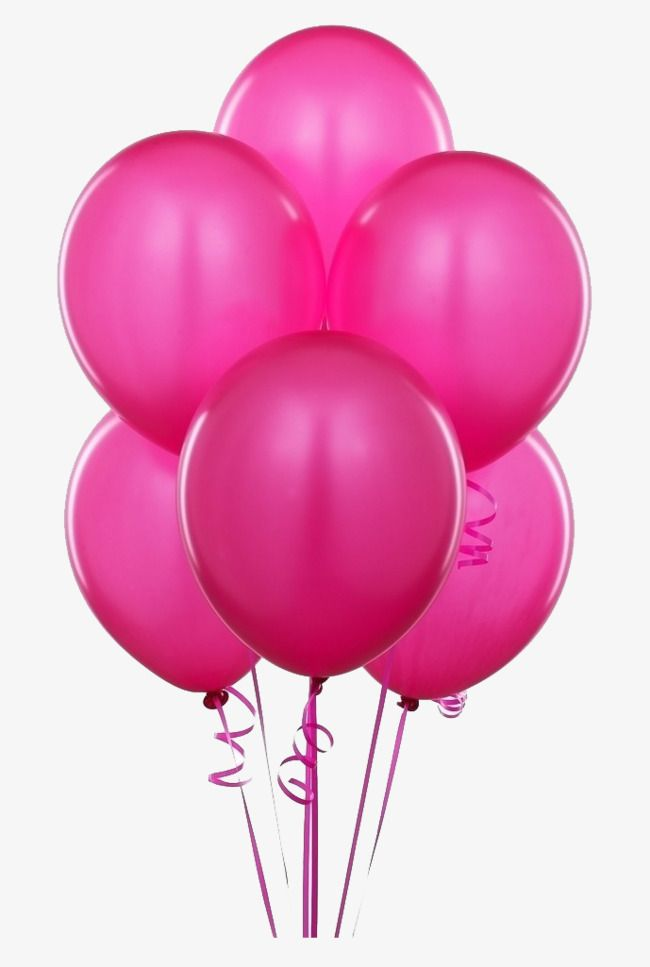 Pink Balloons Pink Balloon Creative Lovely Png Transparent Clipart Image And Psd File For Free Download Pink Balloons Pink Birthday Hot Pink Birthday Party