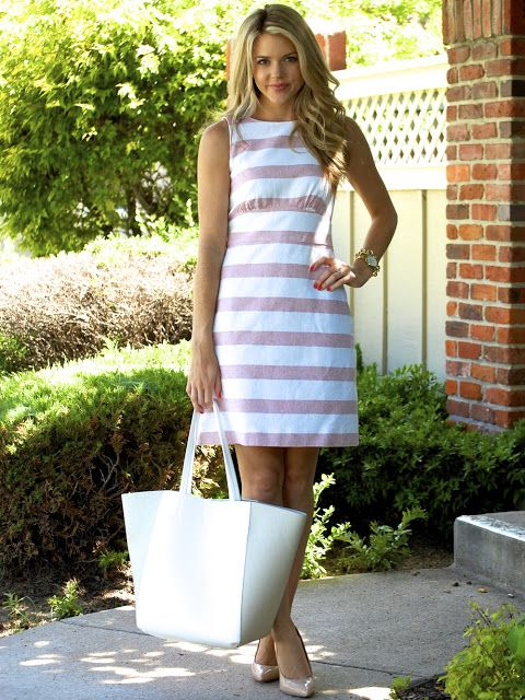 c3a74afd2115 My Favorite Summer Work Dress (PolishedandPink) | J Crew Dresses ...