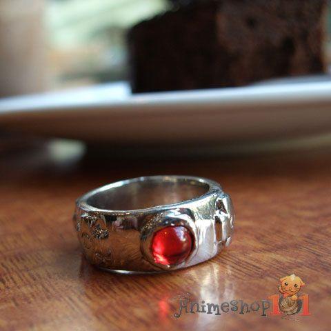 anillo de howl castillo ambulante
