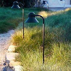Jayce 24 1 2 High Black Led Landscape Path Light Outdoor Path Lighting Exterior Light Fixtures Outdoor Light Fixtures