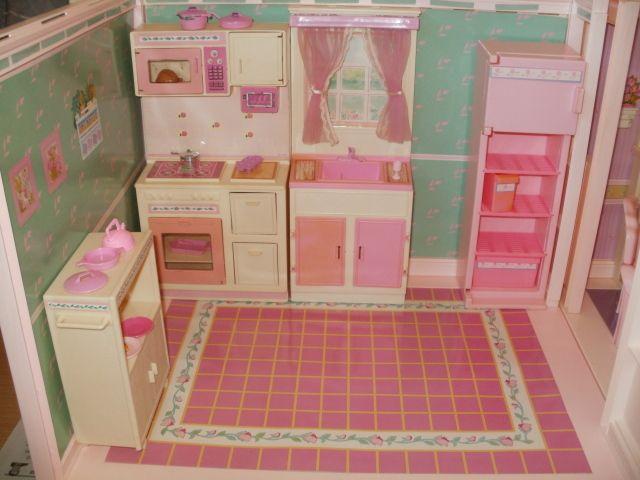 Pin von Sonja Mahr auf Barbie und andere Modepuppen Pinterest - barbie wohnzimmer möbel