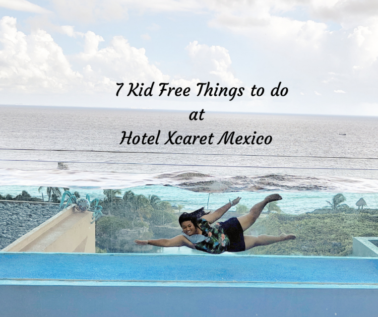 7 Kid Free Things To Do At Hotel Xcaret Mexico Experiencetransat