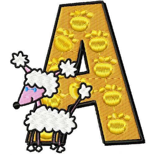 Pet Alphabet