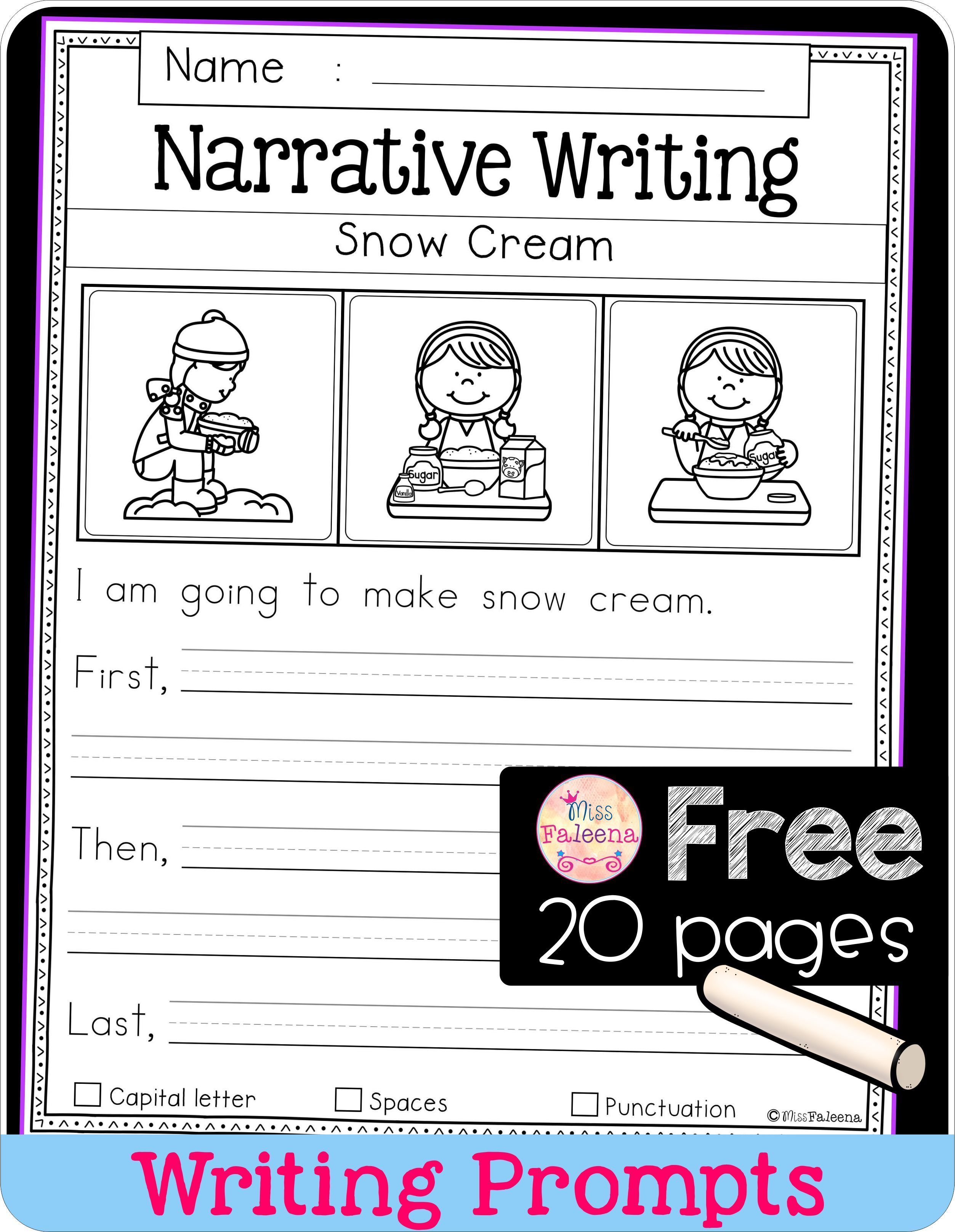 Free Writing Prompts In With Images