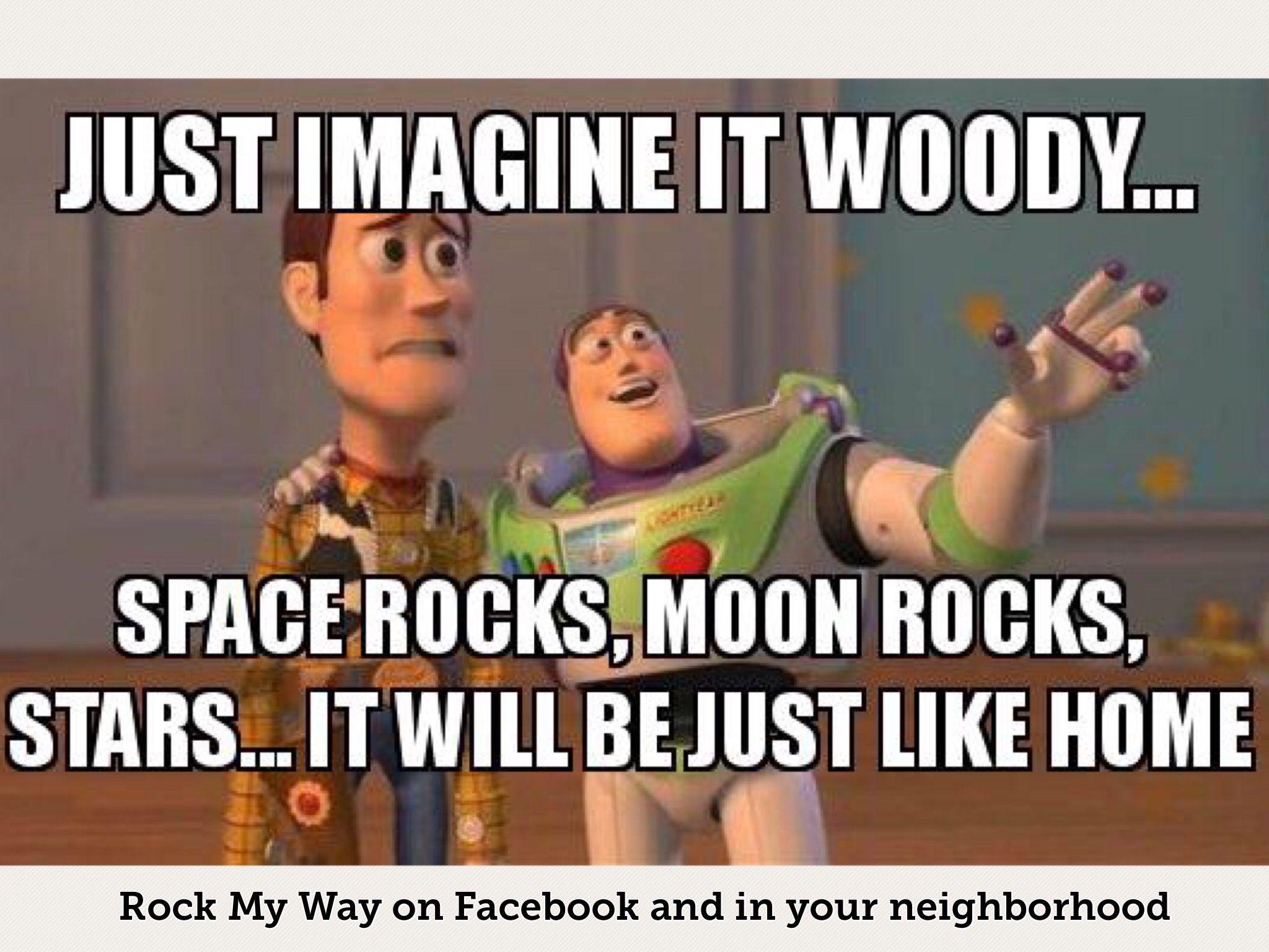 Rock painting meme Rock My Way | Wedding planning quotes ...