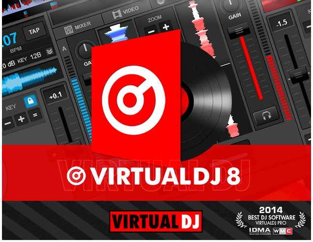 Virtual Dj 8 + Crack 100 % Working with all Controller assistants