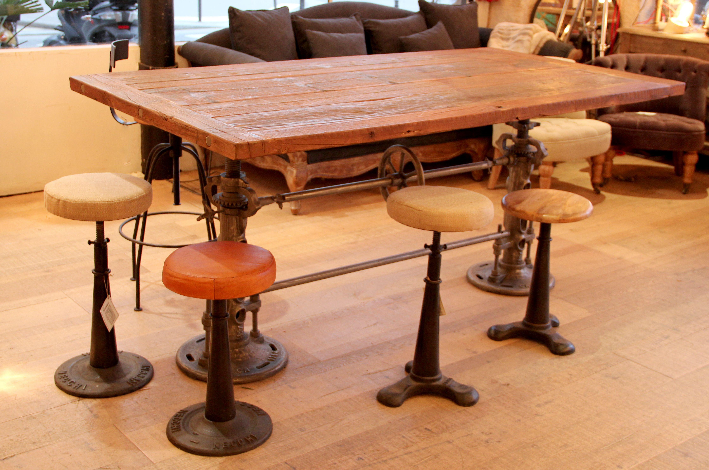 Table de repas lamarck tables bureaux tables de